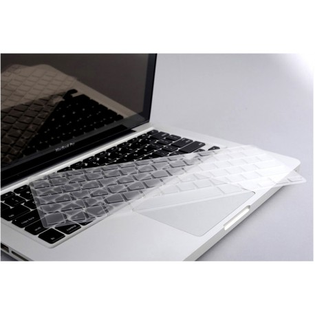 Protection clavier silicone Macbook Rétina
