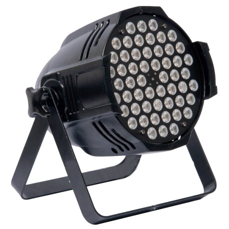Multipar Led 54X3W - 8 canaux DMX