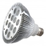 Lampe PAR38 Led 12X3w dimmable
