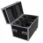 Flight case pour 2 lyres 5R