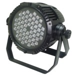 Projecteur Led 54X3W RGBW IP65 - 8 canaux DMX